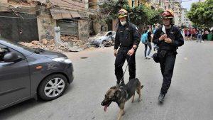 Sobrevivientes en Beirut: termina búsqueda de rescate de víctimas