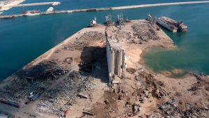 Revelan historia de barco que transportó toneladas de la sustancia explosiva a Beirut