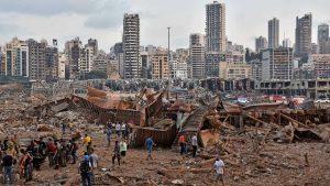 VIDEO: Mujer toca el piano en su casa destruída por explosión en Beirut