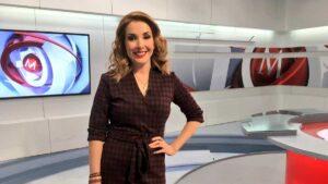 VIDEO: Periodista suelta grosería en pleno programa y se hace viral
