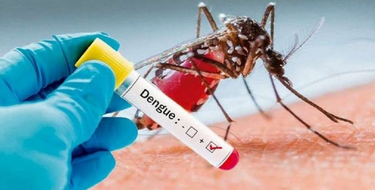 Dengue sigue aumentando