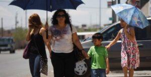 En otoño y el termómetro marcará 40 grados en regiones de Tamaulipas