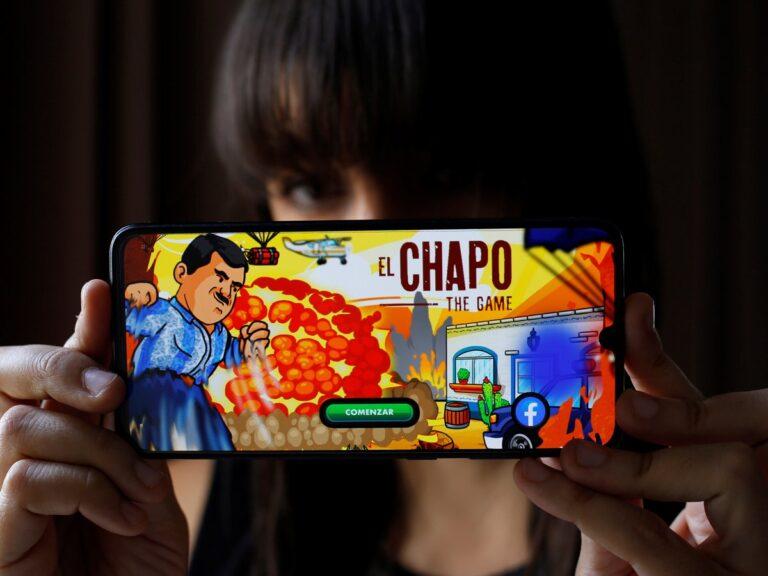 Estudiantes mexicanos lanzan videojuego de El Chapo