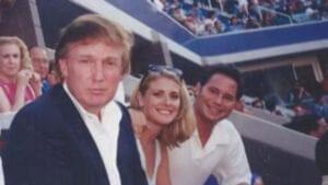 "Exmodelo acusa a Trump: ""Me metió la lengua hasta la garganta"""