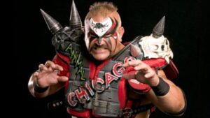 Fallece Road Warrior Animal  luchador leyenda de la WWE