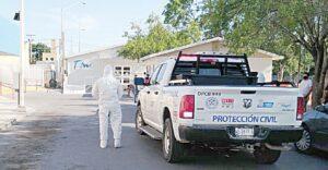 Internados en punto más bajo en Laredos