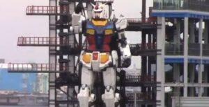 VIDEO: Japón muestra su robot gigante que se mueve libremente