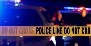Joven sale volando de auto tras choque en Laredo,Texas