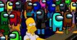 VIDEO: ¿'Los Simpsons' predijeron el juego de 'Among Us'?