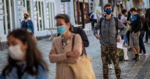 OMS advierte de situación alarmante en Europa por aumento de contagios