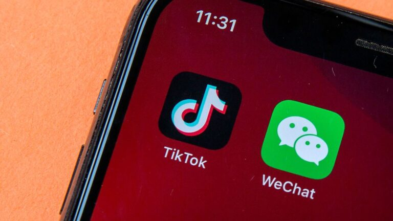 Planea Estados Unidos prohibir TikTok y WeChat a partir de este domingo