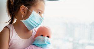 Ponen alerta de Covid-19, síntomas gastrointestinales en niños