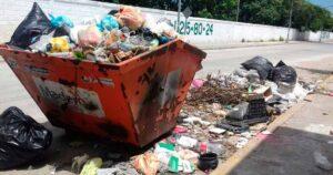 Tamaulipas en el top 10 de estados que genera más residuos