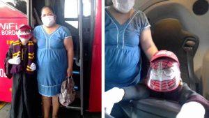 Cumplen sueño a menor que padece leucemia, es chofer de autobús por un día