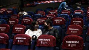 Cines reciben apenas 3% de asistentes desde sus reaperturas