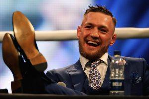 Dejan en libertad a ex campeón de la UFC Conor McGregor