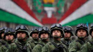 Desfile militar este 16 de septiembre en vivo