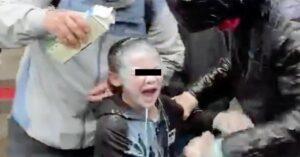 Gas pimienta rociado a niña fue 'legal y apropiado', según investigación