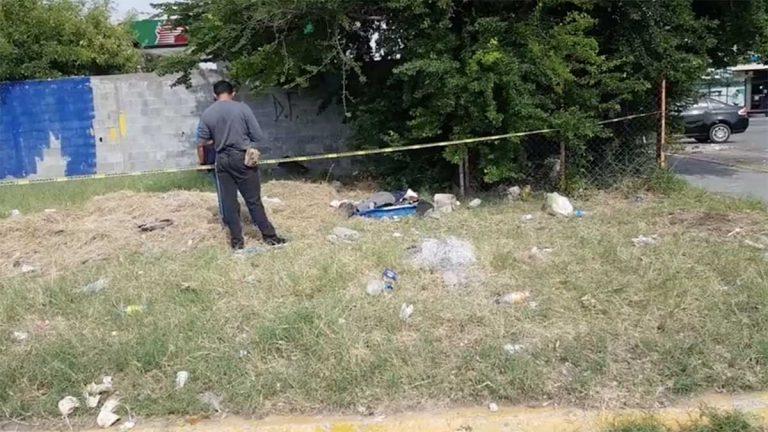 Reportan un hombre muerto en el sector centro