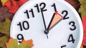 ¿Cuándo empieza el horario de invierno 2020 en México y en EEUU?