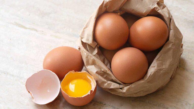 ¿Cuántos huevos al día?