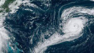 'Sally' se convierte en huracán en el Golfo de México; va a Estados Unidos
