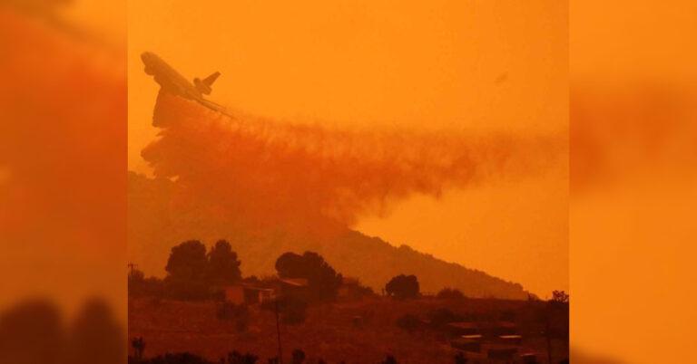 incendios en todo el mundo