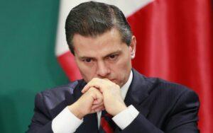 Incluyen a Peña Nieto en reporte de enriquecimiento por transacciones sospechosas