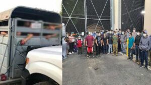 Aumenta cifra de casos de inmigrantes ilegales transportados en remolques, a pesar del covid