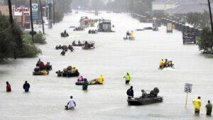 Esta noche hay incertidumbre en Houston por lluvias de 'Beta': recuerdan inundaciones de 'Harvey' del 2017