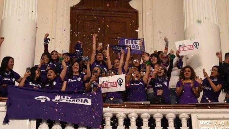 Aprueban la Ley Olimpia en Tamaulipas