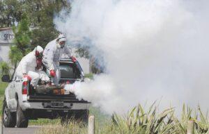 Alza descontrolada de dengue en Nuevo Laredo