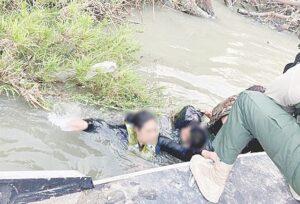 Salvan de morir a tres mexicanos