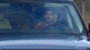 Luis Suárez es captado llorando luego de despedirse del Barcelona