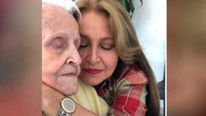 Muere la mamá de Daniela Romo