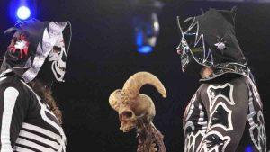 Falleció Taboo luchador de la AAA, hermano de 'La Parka' VIDEO