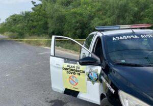 Encuentran a mujer muerta en Apodaca, Nuevo León