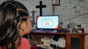 En Tamaulipas niegan educación a niña por ser invidente