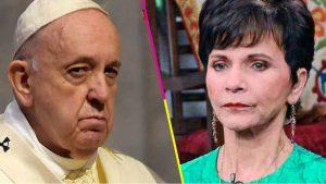 Papa Francisco dice que los 'chismes' son peor plaga que el coronavirus