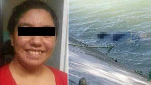 """Piden cárcel para """"Lady Tóxica de Reynosa"""" por causar la muerte de su novio en un canal"""