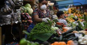 ¿Que probabilidad hay que los alimentos transmitan covid?