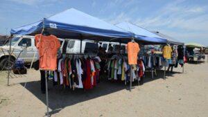 Amplían horarios y afluencia para 'pulgas' en Nuevo Laredo