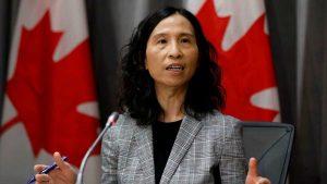 La López-Gatell de Canadá pidió a ciudadanos tener intimidad con cubrebocas