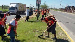Se podrá pagar con trabajo comunitario multas de tránsito en Tamaulipas