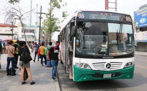 Suspenden transporte público en Matamoros