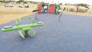 Cuenta Laredo con  parque incluyente