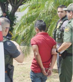 Arrestan a 30 delincuentes