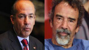 """""""El Infierno"""" está basada en su sexenio, dice Alcázar a Felipe Calderón"""