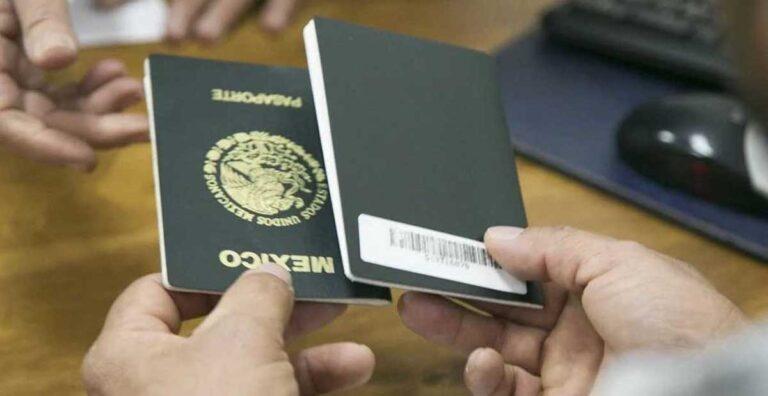 fraudes pasaporte mexicano