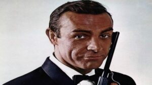 Muere Sean Connery, el primer James Bond